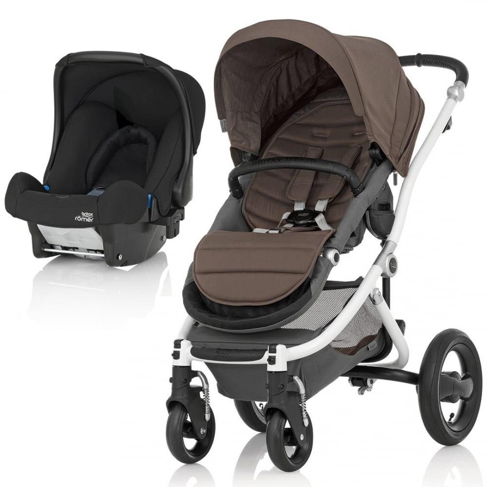 buy britax affinity travel system baby safe pushchairs. Black Bedroom Furniture Sets. Home Design Ideas