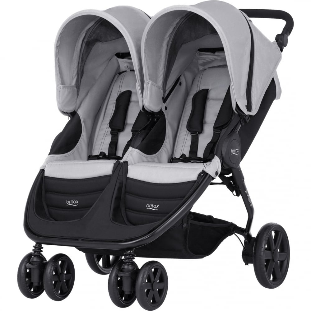 Buy Britax B-Agile Double Pushchair | Double Pushchair ...