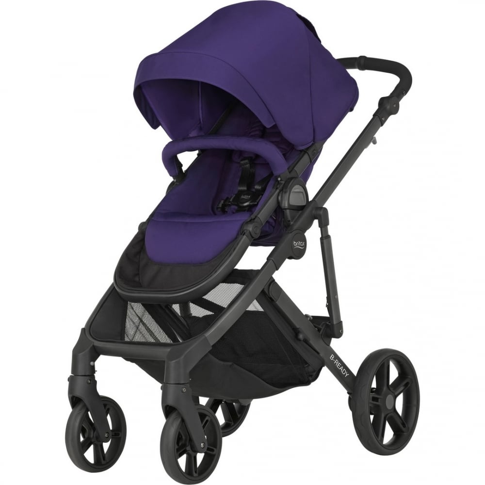 Buy Britax B Ready Pushchair From Buggybaby Pushchairs
