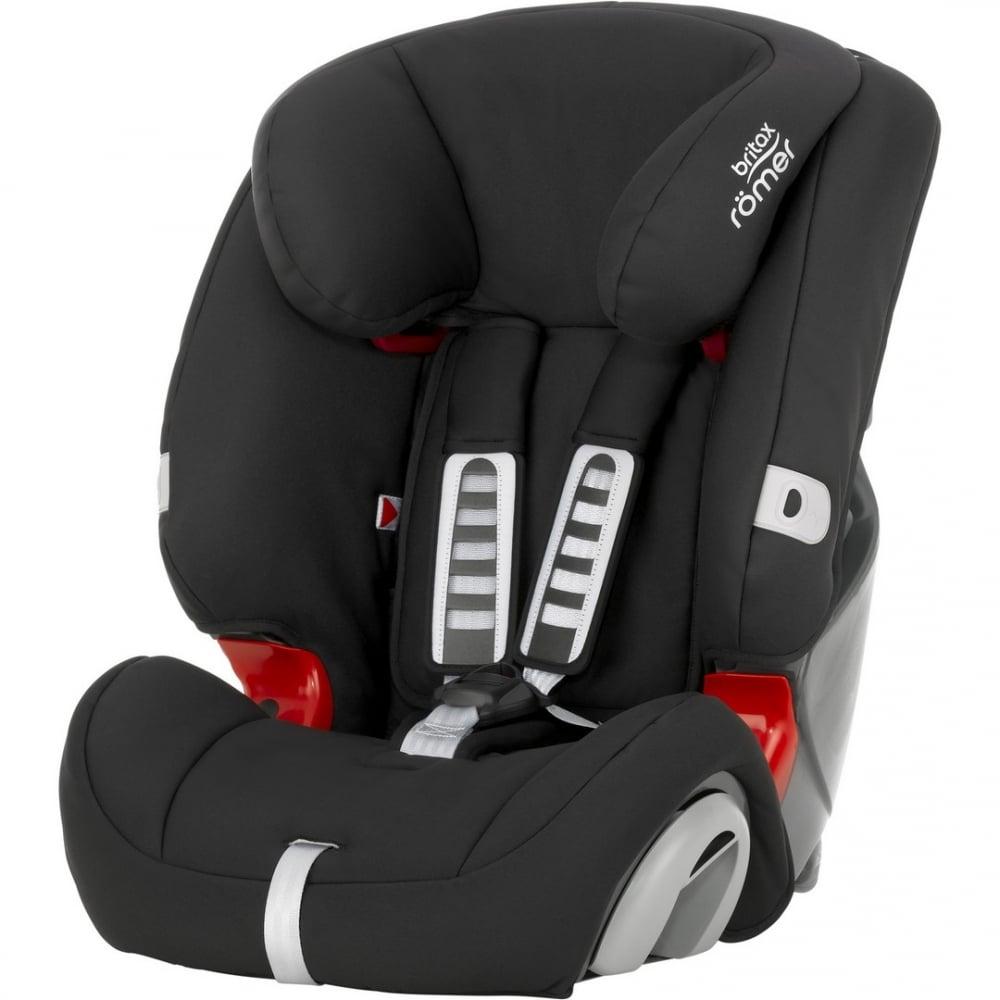 Buy Britax Evolva 1 2 3 Plus Car Seat From Buggybaby