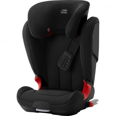 Kidfix XP Car Seat - Black Series