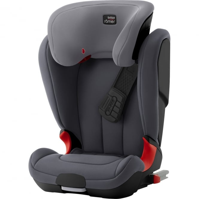 Britax Kidfix XP Car Seat - Black Series