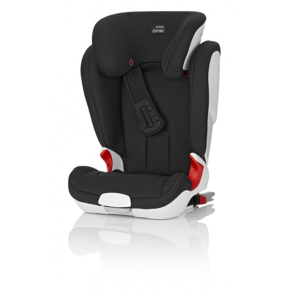 Britax Isofix Car Seat Installation