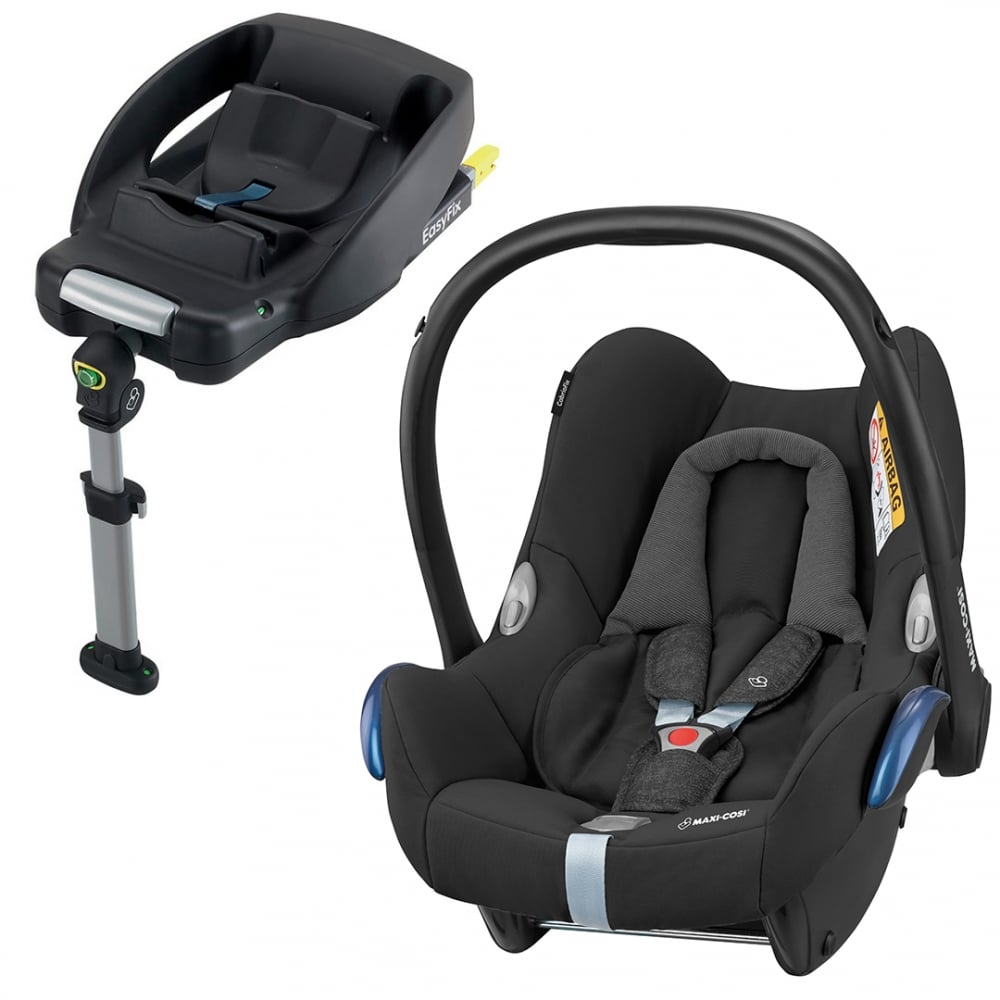 maxi cosi cabriofix car seat easyfix base buggybaby. Black Bedroom Furniture Sets. Home Design Ideas