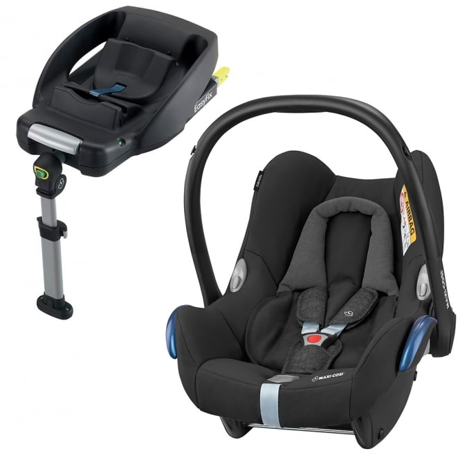 CabrioFix Car Seat + EasyFix Base