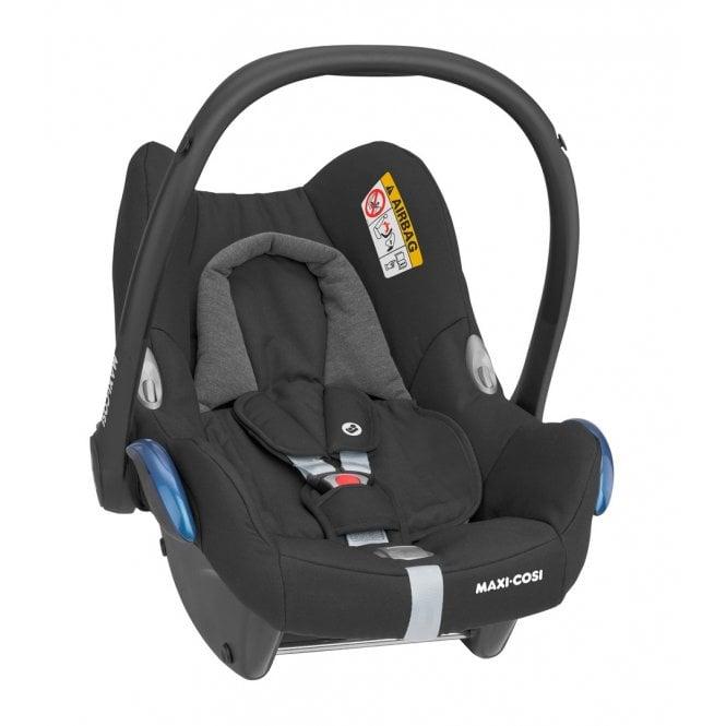 CabrioFix Car Seat - Essential Black