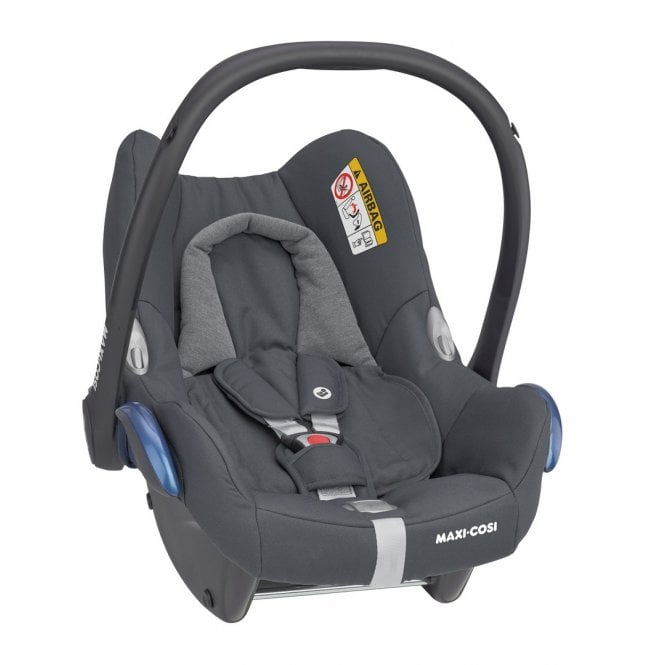 CabrioFix Car Seat - Essential Graphite