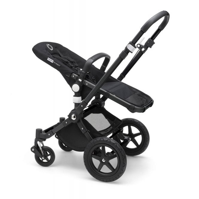 Cameleon 3 Plus Pushchair Base Black Chassis - Black