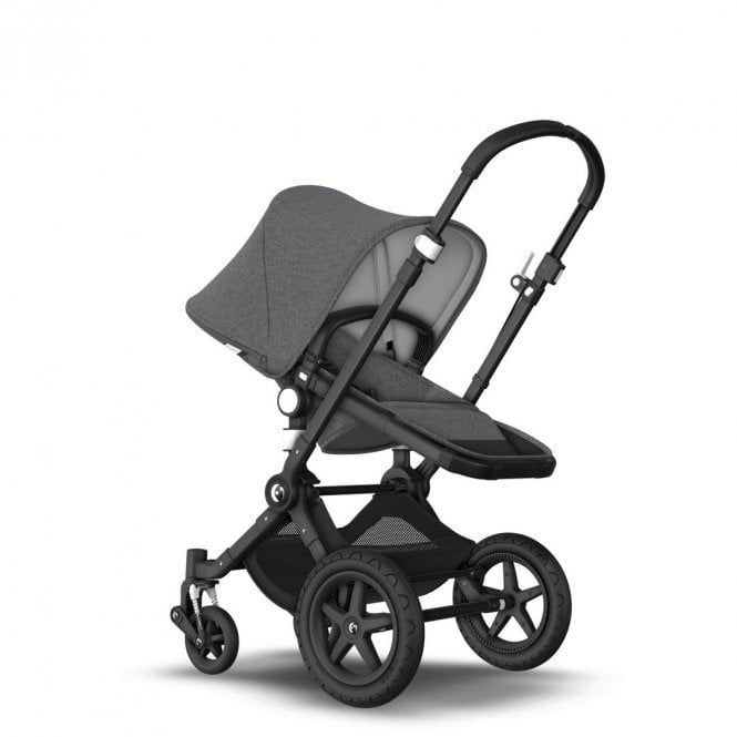 Cameleon 3 Plus Pushchair - Black / Grey Melange