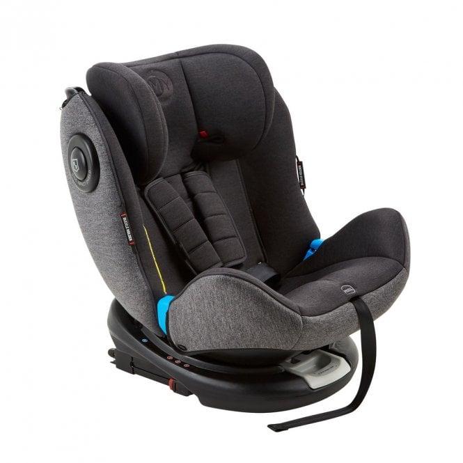 Chadwick Group 0+ 1 2 3 ISOfix Car Seat - Grey