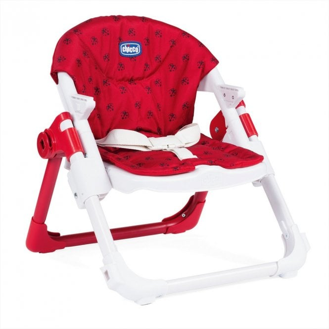 Chairy Booster Seat - Ladybug