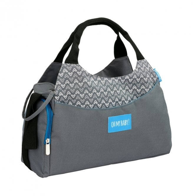 Changing Bag - Multipocket - Grey