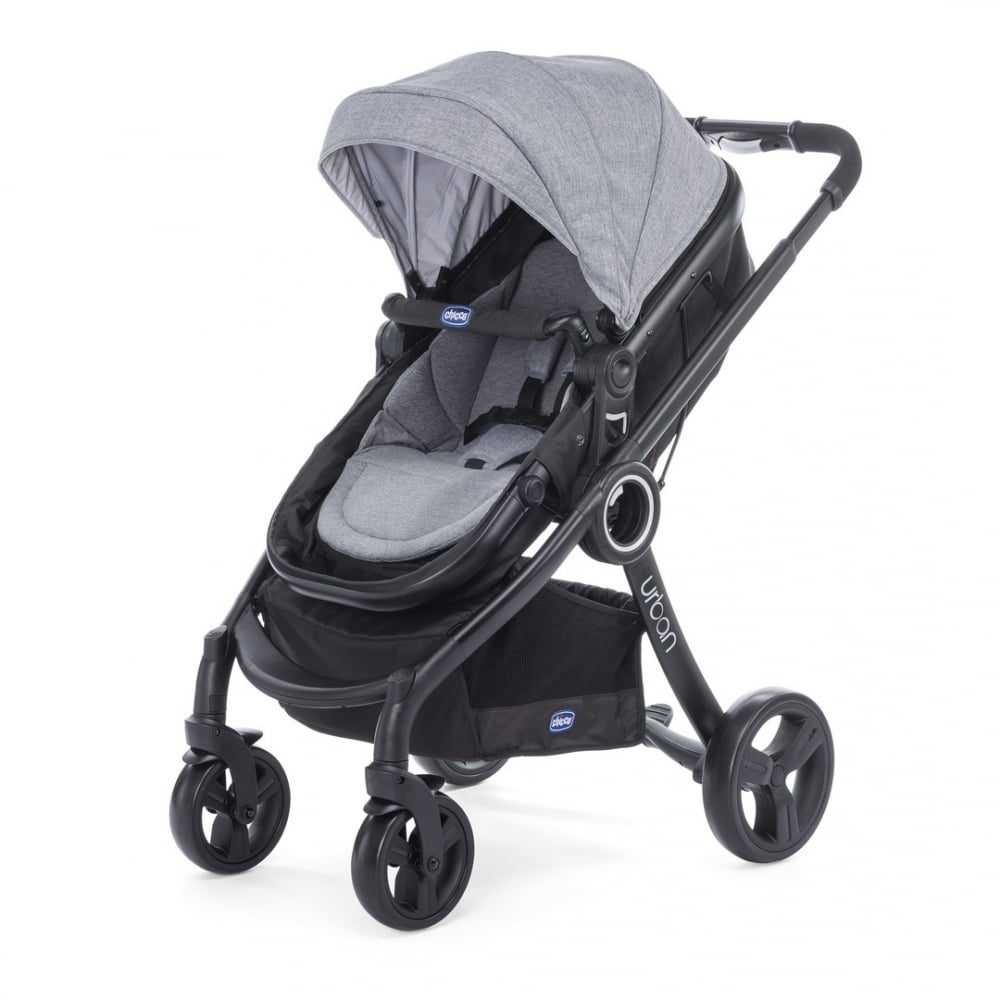 buy chicco urban plus travel system from buggybaby. Black Bedroom Furniture Sets. Home Design Ideas