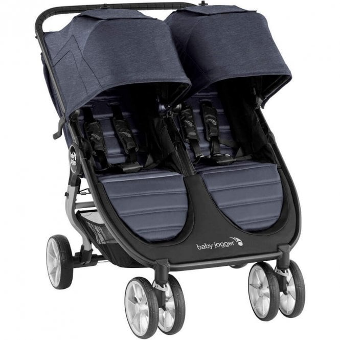 City Mini 2 Double Stroller - Carbon