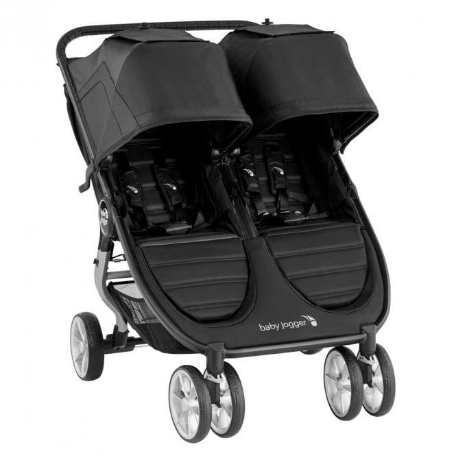 City Mini 2 Double Stroller - Jet