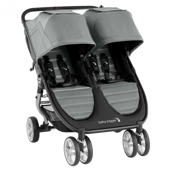 City Mini 2 Double Stroller - Slate