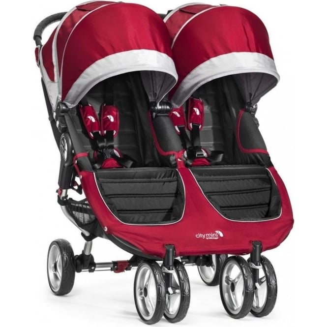 City Mini Double Pushchair