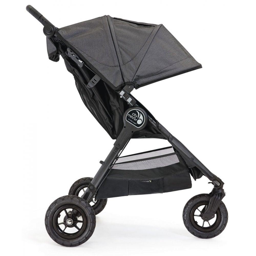 City Mini Gt Single Stroller Charcoal Denim