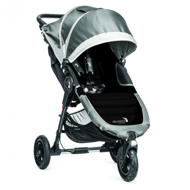 City Mini GT Single Stroller - Steel Grey
