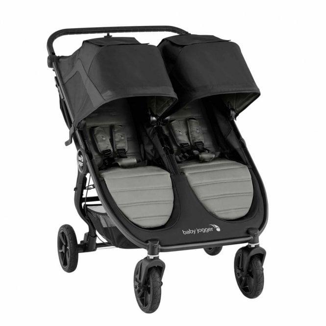 City Mini GT2 Double Stroller- Slate