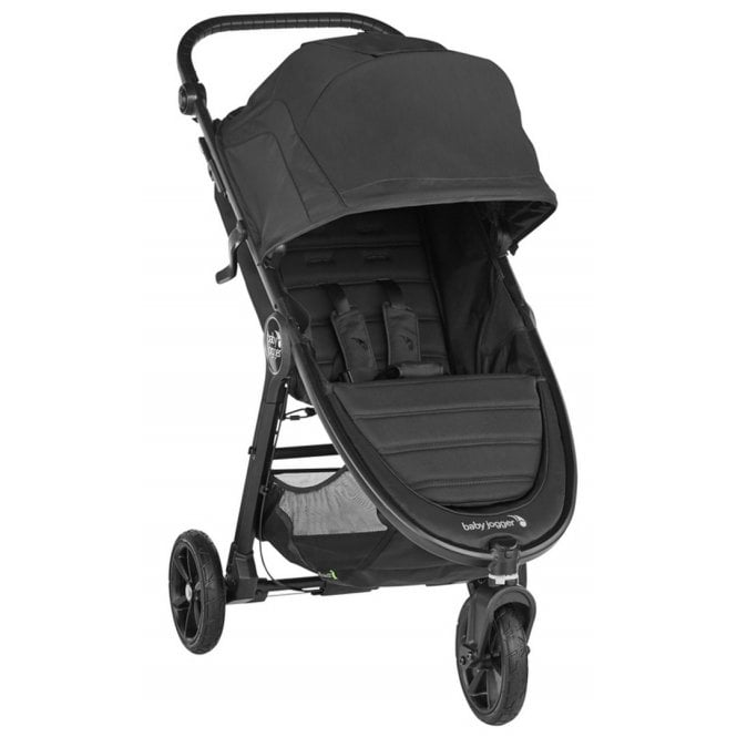 City Mini GT2 Single Stroller - Jet