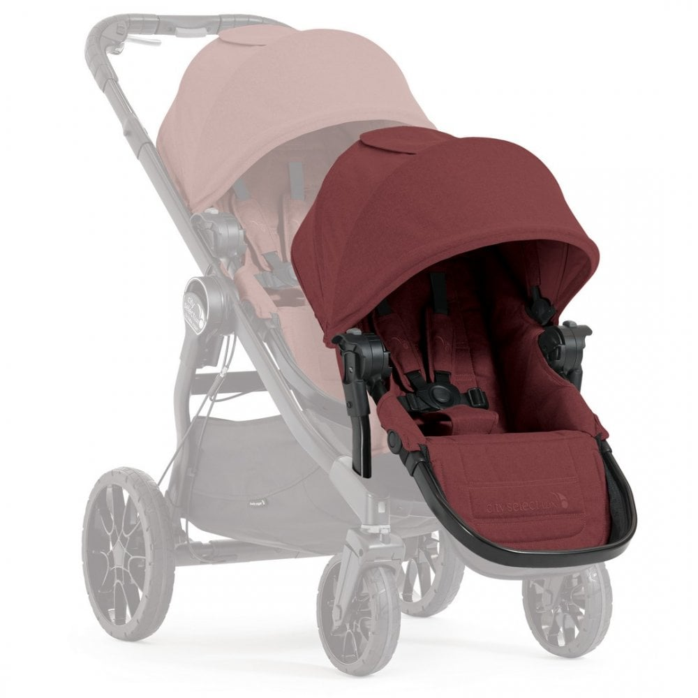 Baby Jogger City Select LUX Second Seat Kit - Port | BuggyBaby