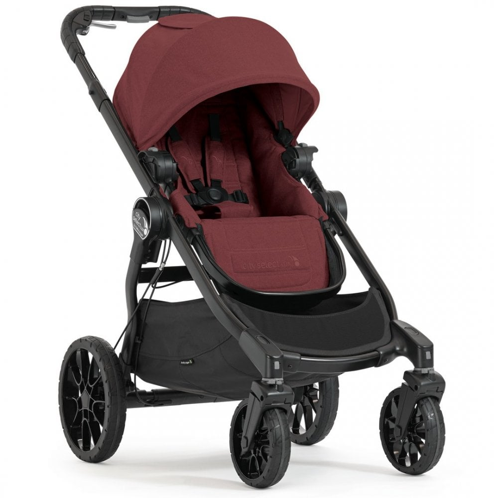 Baby Jogger City Select Lux Stroller Port Pushchairs
