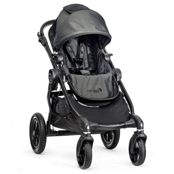 City Select Stroller - Charcoal Denim