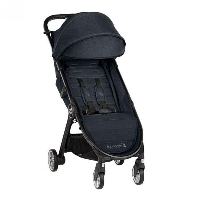 City Tour 2 Compact Fold Stroller - Carbon