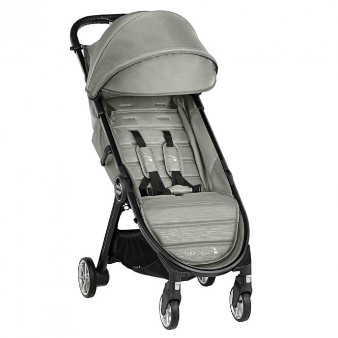 City Tour 2 Compact Fold Stroller - Slate
