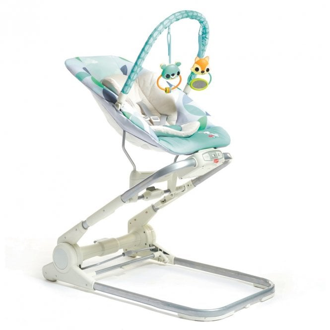 Close To Me Baby Bouncer - Green
