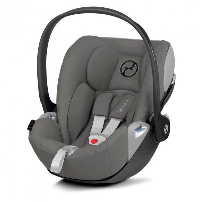 Cloud Z i-Size Car Seat - 2020 - Soho Grey