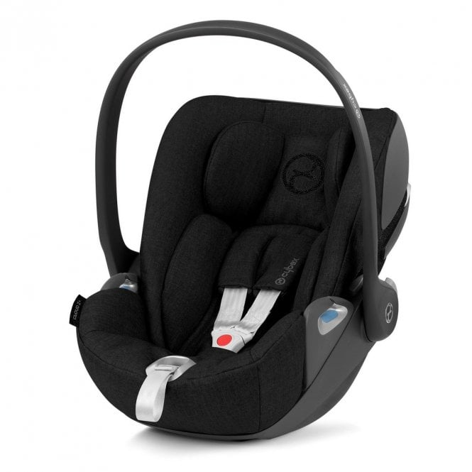 Cloud Z i-Size Plus Car Seat - 2020 - Deep Black