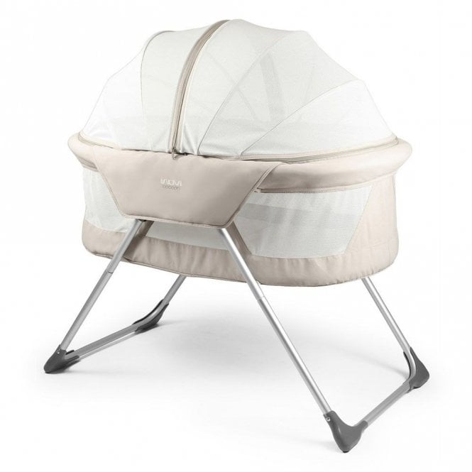 Cocoon Travel Cot - Sand