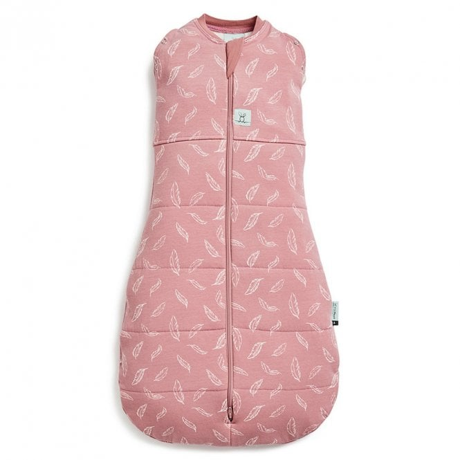 Cocoon Winter Swaddle Sleep Bag 2.5 Tog - Quill - 0-3 Months