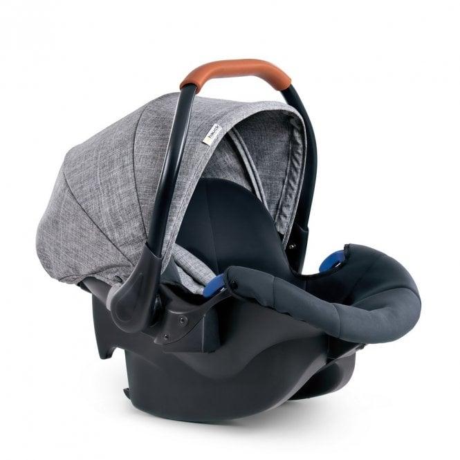 Comfort Fix Car Seat - Melange Grey
