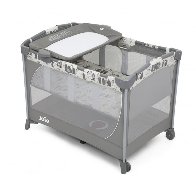 Commuter Change Travel Cot - Petite City