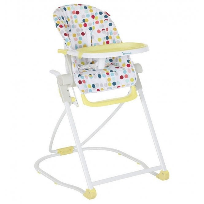 Compact Highchair - Confetti Yellow