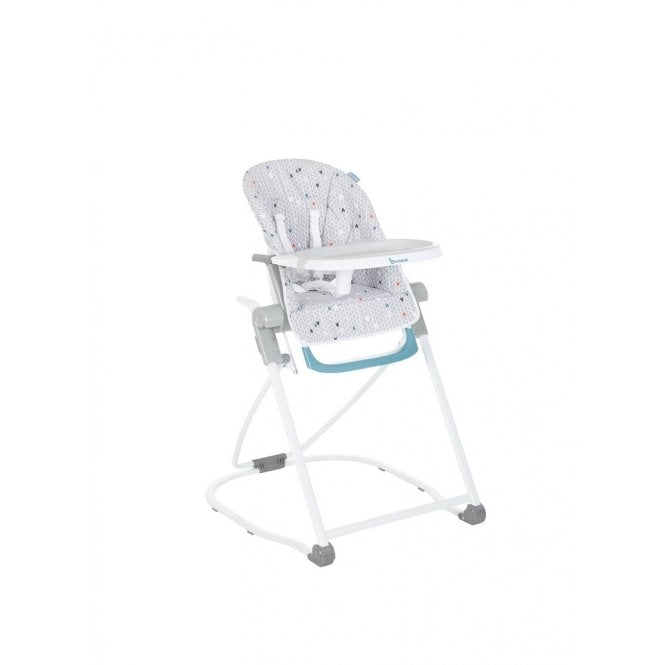 Compact Highchair - Grey