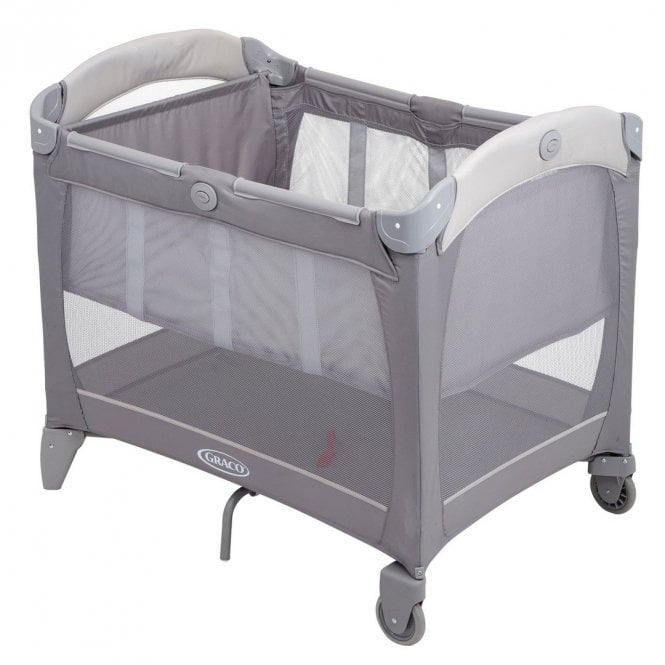Contour With Bassinet Travel Cot