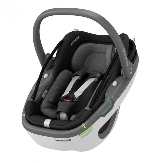 Coral 360 Car Seat - Essential Black