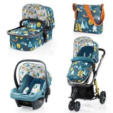 Giggle 2 Travel System + Hold Car Seat
