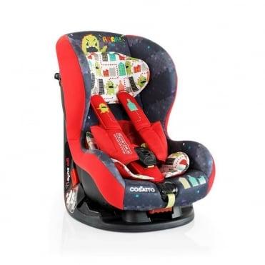 Moova 2 (5 Point Plus) Car Seat