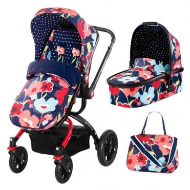 Ooba 3 in 1 Pushchair