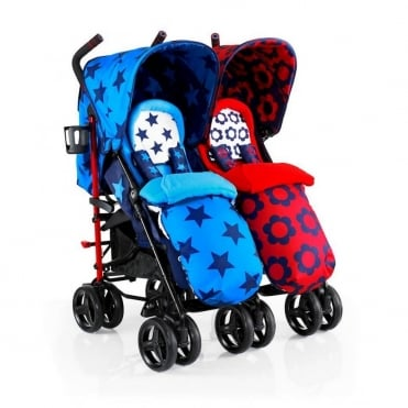 To & Fro Duo Pushchair