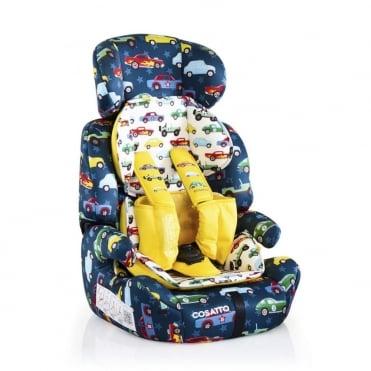 Zoomi 123 (5 Point Plus) Car Seat