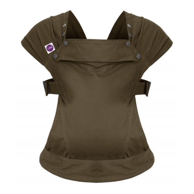 Cotton Baby Carrier - Olive