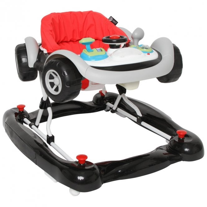 Coupe Walker Rocker - Black