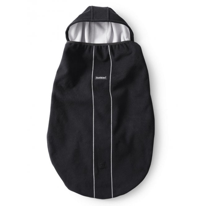 Cover For Baby Carrier - Black