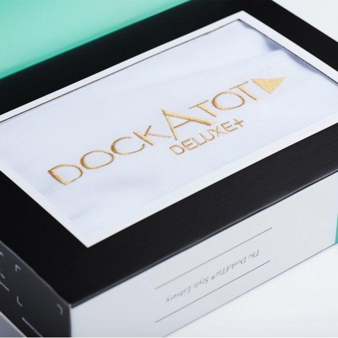 Deluxe+ Dock Spare Cover - Basics - Pristine White